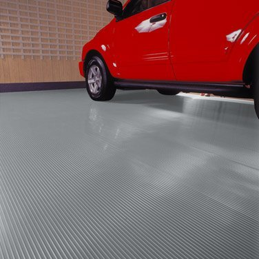if you drive a smaller car this gfloor 75u2032 x 17u2032 garage floor mat may be an excellent option if your garage floor rises away from the opening