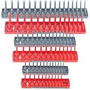 Hansen Global 92000 Socket Storage Tray Set  sc 1 st  Garage Tool Advisor & The Best Socket Organizer for Easy Storage in 2018 | Garage Tool Advisor