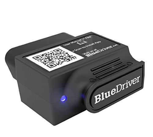 Best obd2 scanner for diy troubleshooting in 2018 garage tool advisor bluedriver bluetooth obdii scan tool reheart Gallery