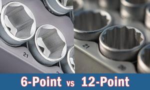 6pt vs 12pt sockets