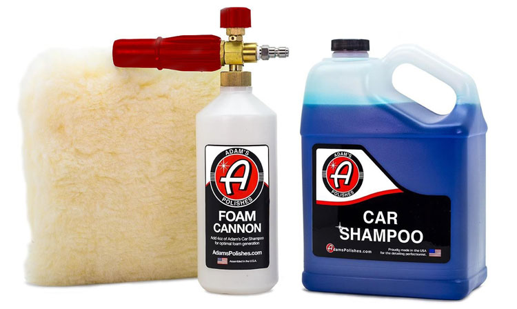 car foam cannon