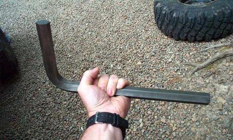 Allen wrench sizes