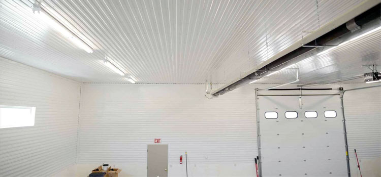 Garage Interior Ideas >> 8 Garage Ceiling Ideas for that Finished Look | Garage Tool Advisor