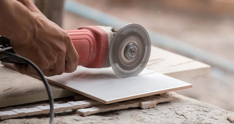angle grinder for masonary