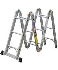articulated ladder