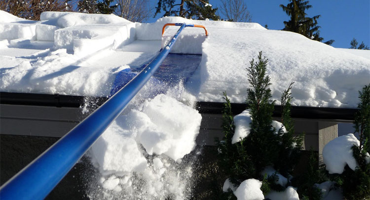 Avalanche! 500 roof rake review