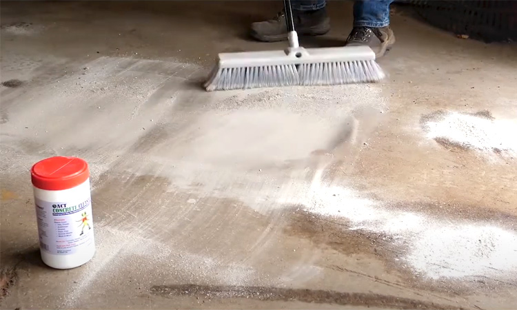 best concrete cleaners