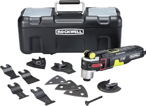 best corded oscillating multi tool kit