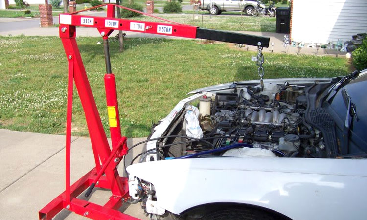 best engine hoists
