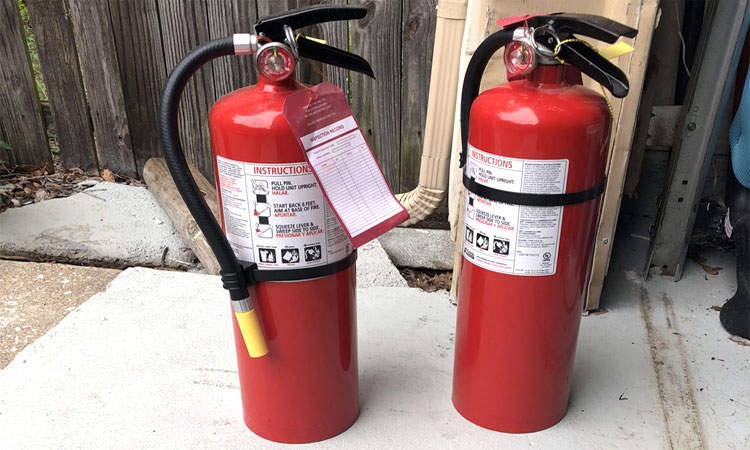 best fire extinguishers for garage