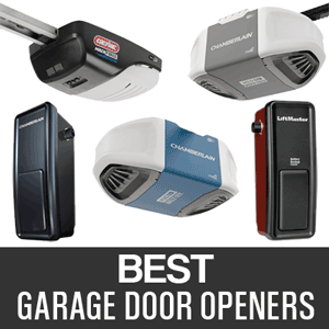 8 Best Garage Openers In 2019 Chamberlain Vs Genie Vs Others
