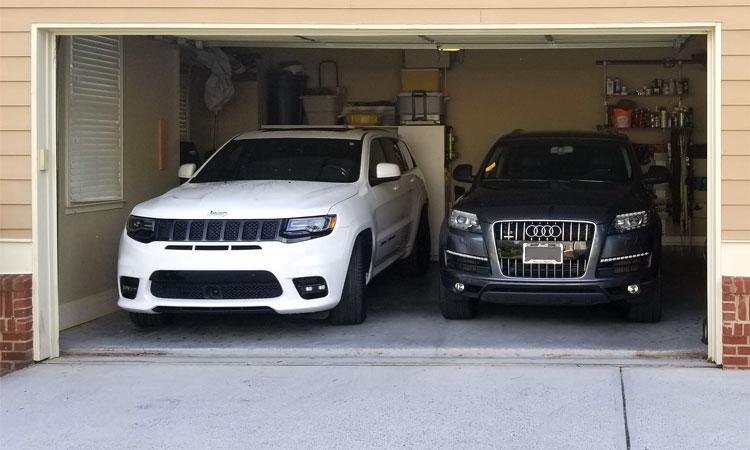 best garage parking aids