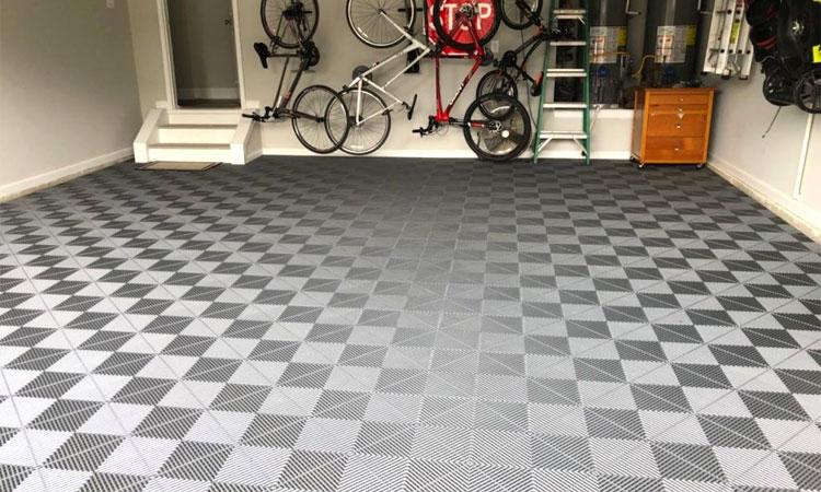 best garage tiles