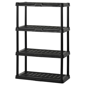 best-heavy-duty-plastic-shelving