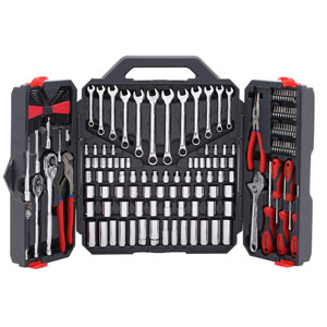 Basics Mechanics Socket Set 145-Piece AMZ1701