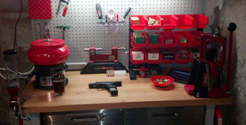 The Best Reloading Bench And Stand For Ammo Enthusiasts In