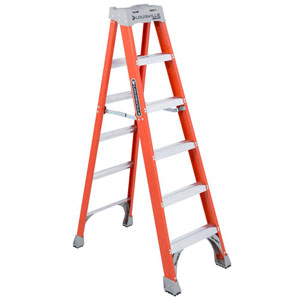 Astonishing Best Ladders For Home Or Jobsite Use In 2019 6 Ft And 8 Ft Creativecarmelina Interior Chair Design Creativecarmelinacom