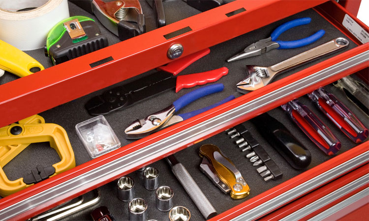 best tool drawer liners