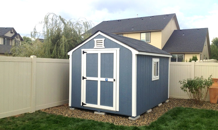 build vs buy a shed