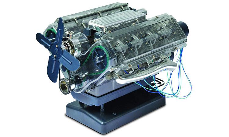 build your own v8 engine kit