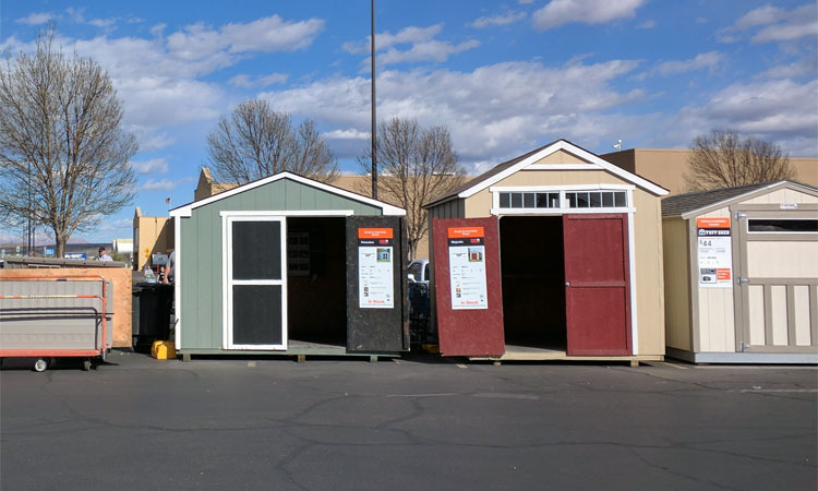 buy shed cost