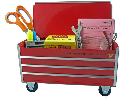 stationary mini toolbox