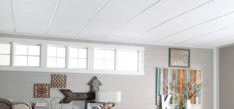 One Of The Most Por Solutions For Adding Ceilings In Older Homes Drop Provide An Attractive