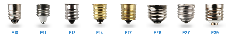 edison base sizes