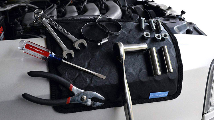 flexible magnetic tool holder