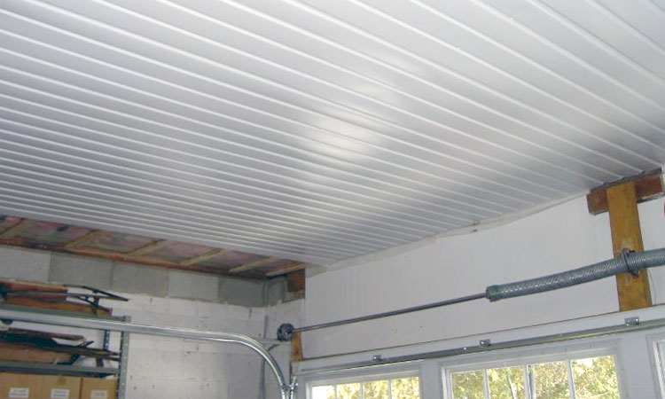 garage ceiling alternatives