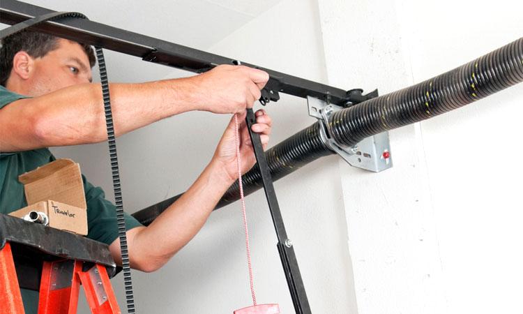 garage door opener install tips