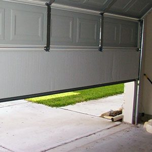 garage door won't work