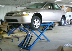 Easy Auto Maintenance Best Car Lifts For The Home Garage In 2019
