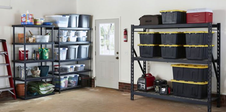 garage shelving unit reviews