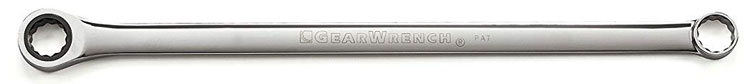GearWrench double box end ratcheting wrench