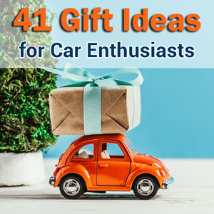 best gift ideas for car enthusiast