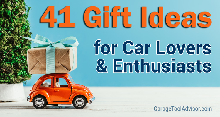 gift ideas for car lover and enthusiasts