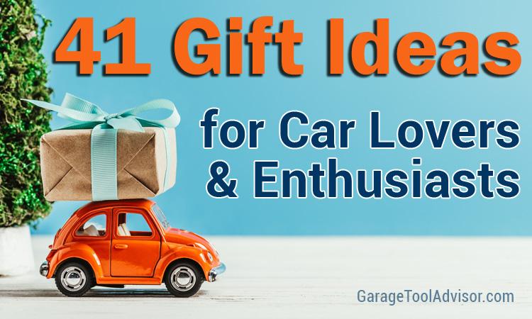 gift ideas for car lover