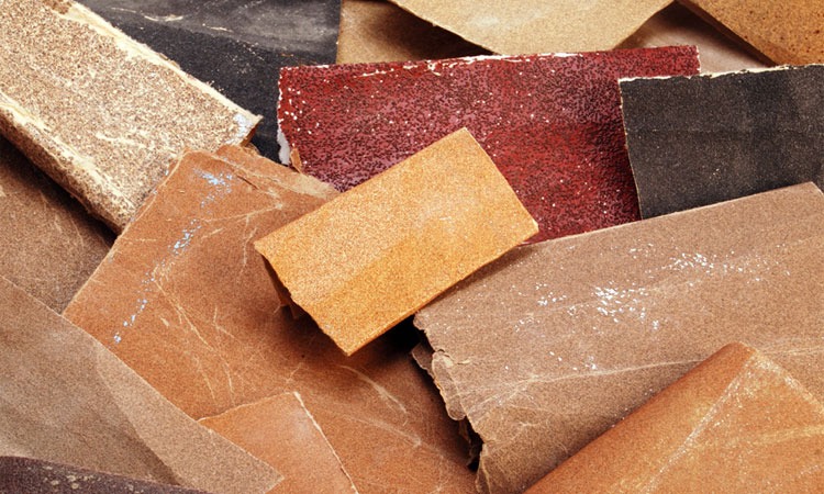grit sequence of sandpaper
