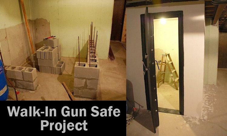 gun safe project