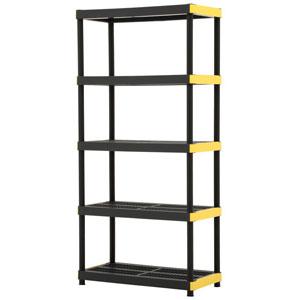 hdx-plastic-garage-storage-rack