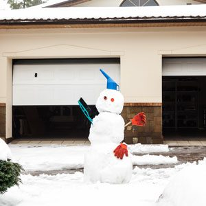 heat garage in winter ideas