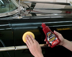how-to-polish-car