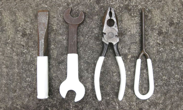 how to stop tool theft