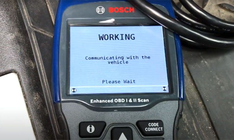 how to use diagnostic scan tool