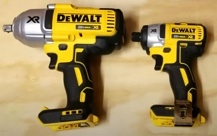 impact wrench and driver comparison