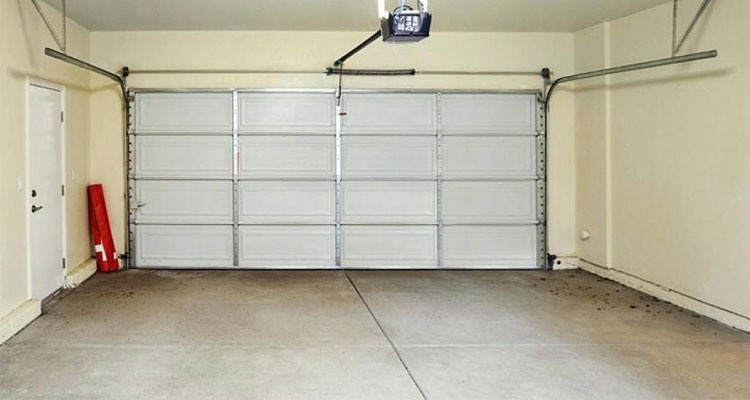 inside garage paint colors