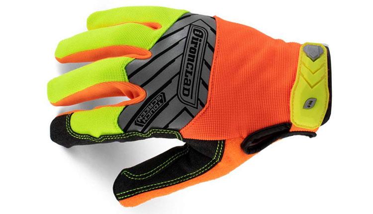 Ironclad mechanics work gloves