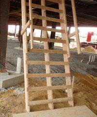 job-made ladder
