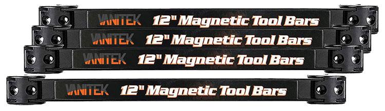 magnetic tool holder racks